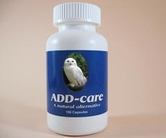 ADD-care: A Natural Alternative
