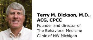 Terry M. Dickson, M.D., ACG. CPCC