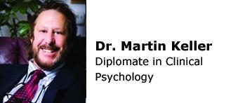 Dr. Martin Keller, Clinical Psychology