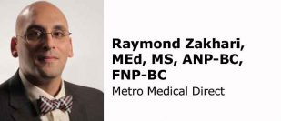Raymond Zakhari, EdM, MS, NP-BC