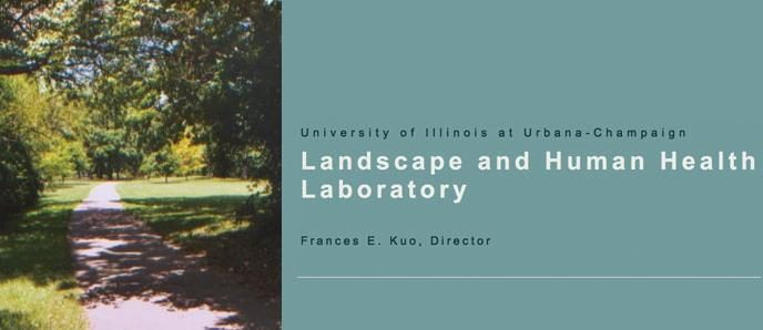 Landscape and Human Health Laboratory