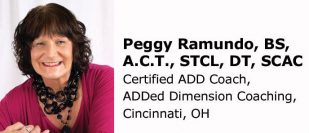Peggy Ramundo, B.S., A.C.T., SCAC
