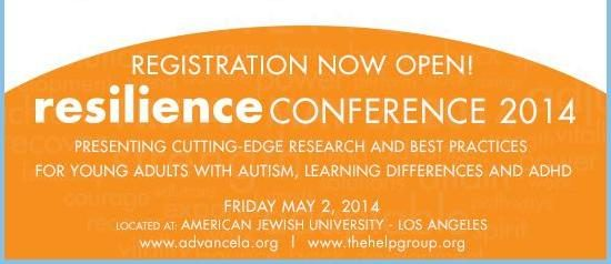 Advance LA presents: RESILIENCE Conference 2014