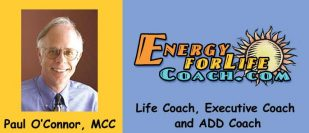 Paul O'Connor, MCC - Coaching Business Executives & Professionals With ADHD