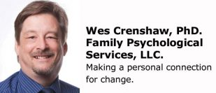 Wes Crenshaw, Ph.D., Family Psychological Services
