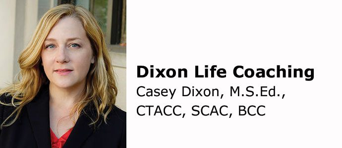 Dixon Life Coaching | Casey Dixon