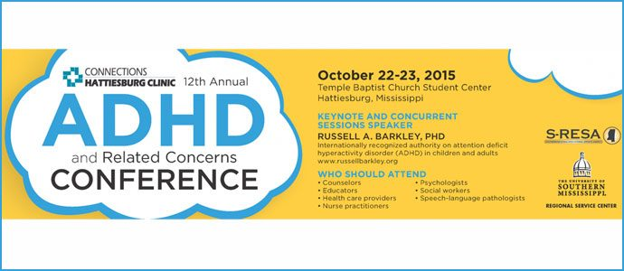 Attention Deficit Hyperactivity Disorder (ADHD) and Related Concerns Conference