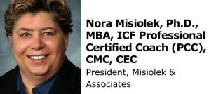 Dr. Nora Misiolek, PhD, PCC