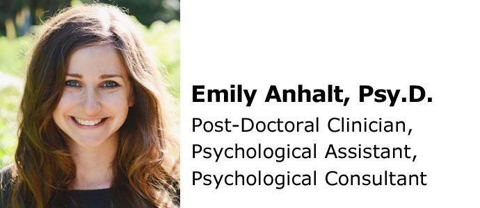 Emily Anhalt, Psy.D.