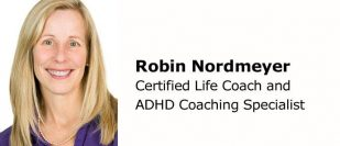 Robin Nordmeyer, Certified Life Coach and ADHD Coaching Specialist