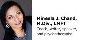 Mineela J. Chand, M.Div., LMFT