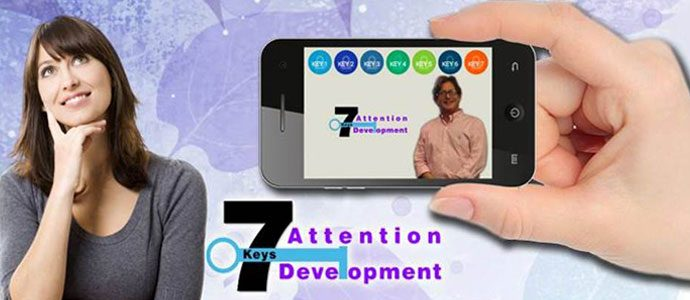 7 Keys For Attention Development