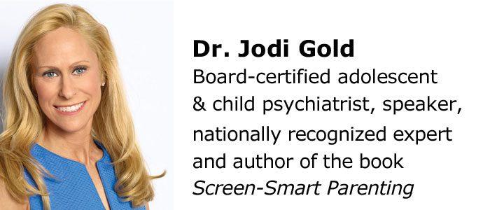 Dr. Jodi Gold MD