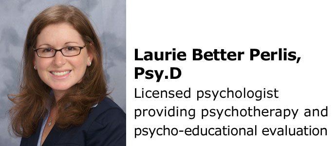 Laurie Better Perlis, Psy.D