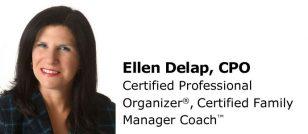 Ellen Delap, CPO Professional-Organizer.com
