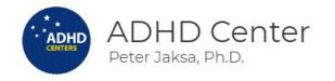 ADHD Center - Peter Jaksa, Ph.D.