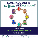 ADHD Self Assessment - Wheel of LEVERAGE™