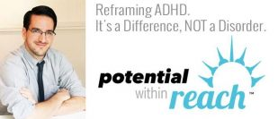 Potential Within Reach - ADHD & Executive Functioning Coaching
