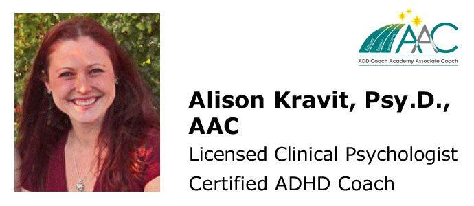 Dr. Alison Kravit, Psy.D. AAC