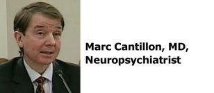 Marc Cantillon, MD - Neuropsychiatrist with Specialty in Cognitive Disorders