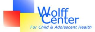 Wolff Center for Child and Adolescent Health