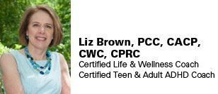 Liz Brown PCC, PCAC - Be Well Life Coaching