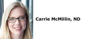 Carrie McMillin, ND