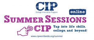 SummerSessions@CIP - In-Person and Virtual Programs