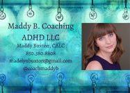 Maddy B. Coaching ADHD LLC
