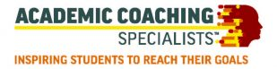 Academic Coaching Specialists