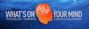 WHAT'S ON YOUR MIND Psychology, Tutoring, & Brain Fitness