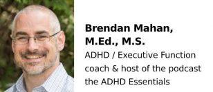 Brendan Mahan, M.Ed., M.S.