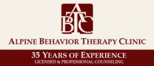Alpine Behavior Therapy Clinic