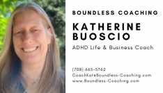 Katherine Buoscio - Boundless Coaching