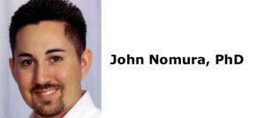 John Nomura, PhD