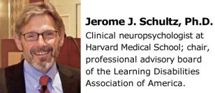 Jerome J. Schultz, Ph.D. Clinical Neuropsychologist