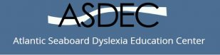 ASDEC: Atlantic Seaboard Dyslexia Education Center