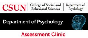 CSUN Assessment Clinic