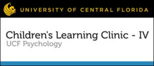 University of Central Florida (Orlando) Children's Learning Clinic - IV
