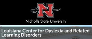Louisiana Center for Dyslexia and Related Learning Disorders