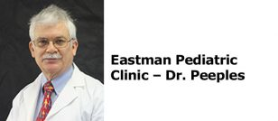 Eastman Pediatric Clinic - Dr. Peeples