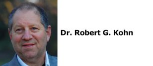 Dr. Robert G. Kohn