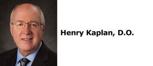 Henry Kaplan, D.O.