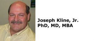 Joseph Kline, Jr. PhD, MD, MBA