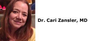 Dr. Cari Zansler, MD