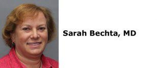 Sarah Bechta, MD
