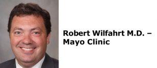 Robert Wilfahrt M.D. - Mayo Clinic