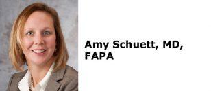Amy Schuett, MD, FAPA