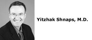 Yitzhak Shnaps, M.D.