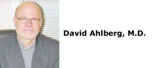 David Ahlberg, M.D.